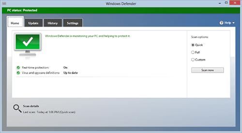 ESET: Windows 8 - самая безопасная ОС