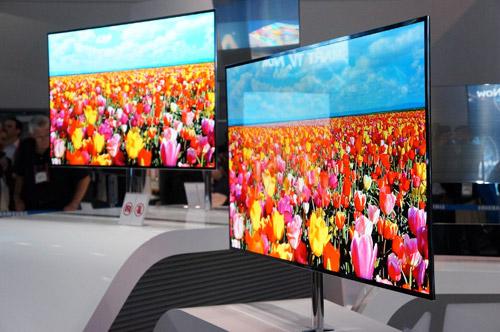У Samsung украли технологию AMOLED-телевизоров