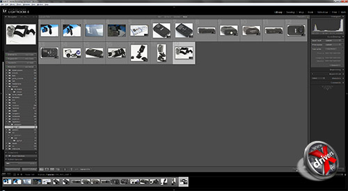 Adobe Lightroom 4.1