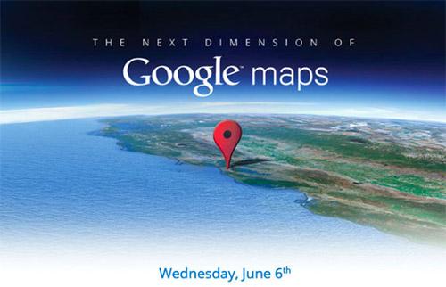 Apple откажется от Google Maps в iOS 6