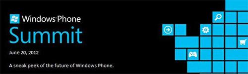 Приглашение на Windows Phone Summit