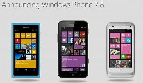 Нынешние смартфоны с Windows Phone получат WP7.8