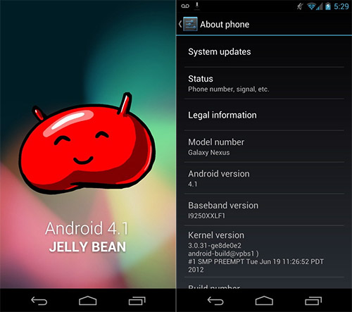 Android 4.1. Рис. 2