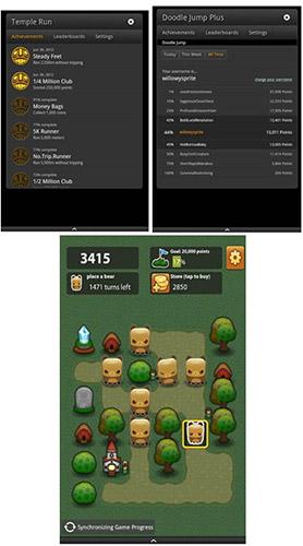 Amazon представила «GameCircle» для Android