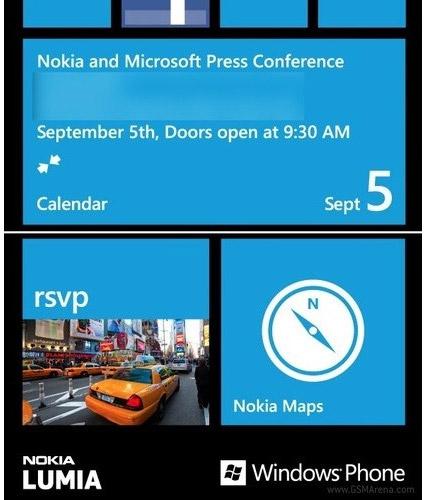 Nokia и Microsoft представят Windows Phone 8 уже 5 сентября