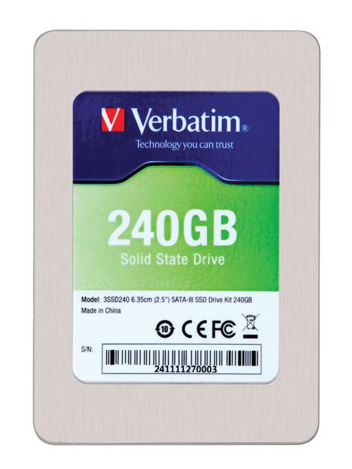 Verbatim SATA-III SSD