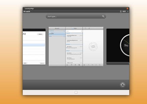 Open webOS 1.0