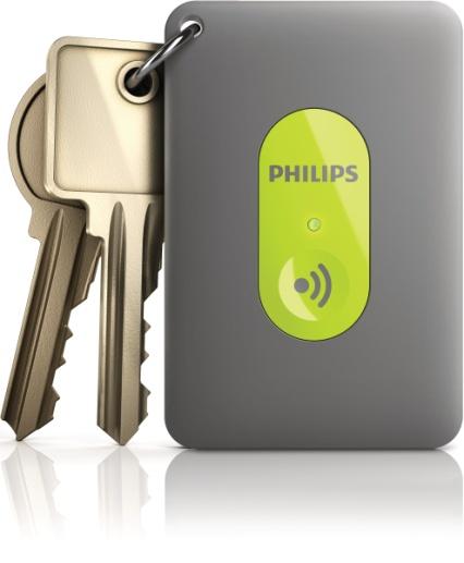 Новый Bluetooth-брелок Philips Leash InRange