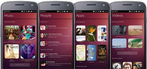 Ubuntu for phones выйдет 21 февраля