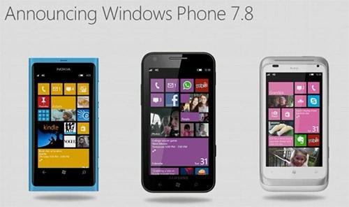 Windows Phone 7.8 стала доступна для Nokia Lumia