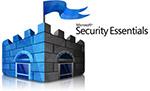 Логотип Microsoft Security Essentials