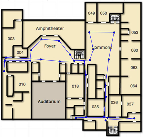 Apple купила разработчика навигации внутри зданий