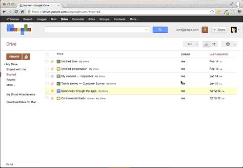 Вложения из Gmail перенесут в Google Drive
