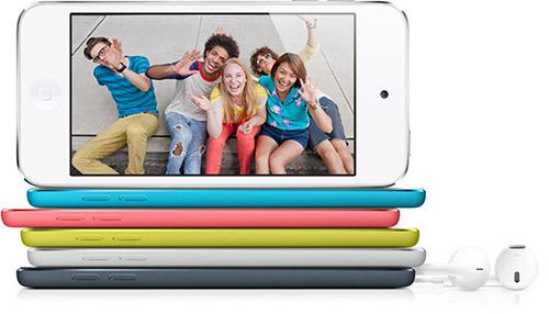 Новый iPhone покрасят в пять цветов и представят в июле
