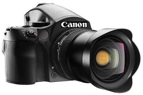 Nikon и Canon собираются выпустить среднеформатные камеры