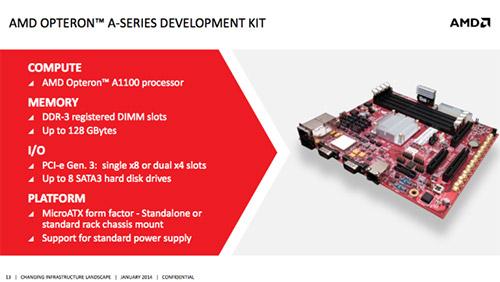 Серверные ARM-чипы Opteron A1100 можно тестировать