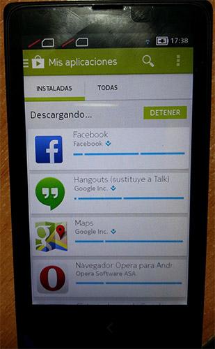 На Android-смартфоне Nokia X заработал Google Play