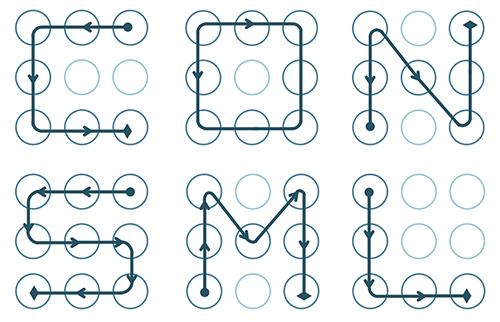 какие графические ключи бывают картинки