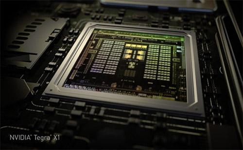 NVIDIA Tegra X1 – самая мощная мобильная платформа