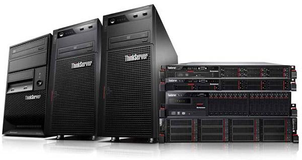 Lenovo ThinkServer: особенности и модельный ряд