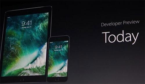 iOS 10 будет шифровать пользовательские данные