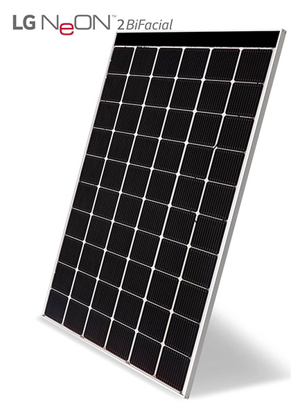 Солнечная батарея LG NeON 2 BiFacial получила награду на Intersolar Europe 2016