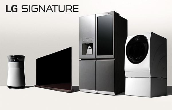 Коллекция бытовой техники LG SIGNATURE дебютирует на IFA 2016