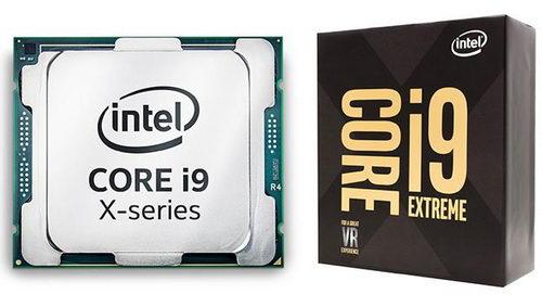 Intel Core i9x