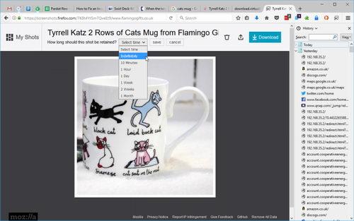 Скриншот Firefox