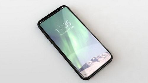 Возможно так будет выглядеть iPhone 8