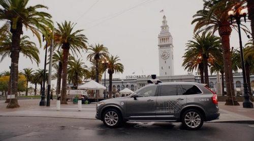 Калифорния пустить беспилотные автомобили на дороги в следующем году
