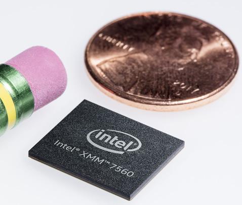 Гигабитный модем Intel XMM 7560