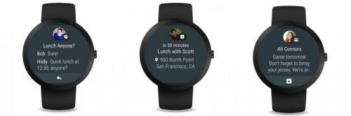 Android Wear 2.6 улучшает пользовательский интерфейс