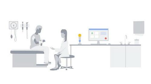 Google поможет врачам вести стенограммы приемов