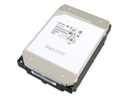 Toshiba представила HDD на 14 Тбайт