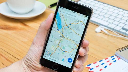 В Google Maps можно будет делиться своим местоположением
