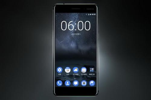 Пока официально представлена только Nokia 6