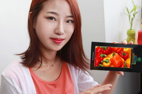 LG представила новый QHD дисплей