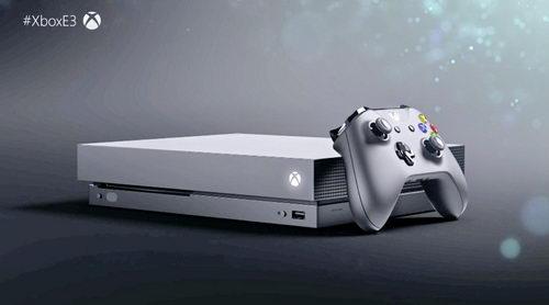 Xbox One X выпустят 7 ноября.