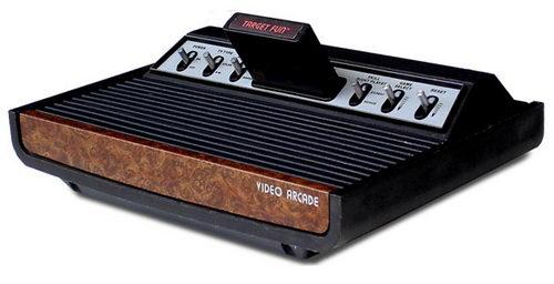 Классическая консоль Atari