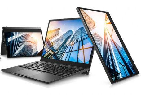 Dell Latitude 7285 - ноутбук с беспроводной зарядкой