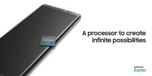Samsung показала Galaxy Note 8