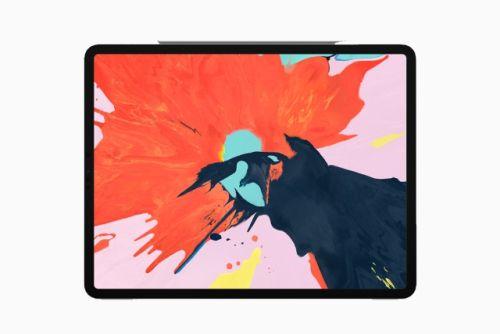 Представлены планшеты iPad Pro с Face ID