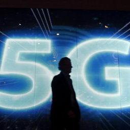 первый смартфон с 5G