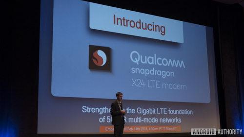 Qualcomm представила 2-гигабитный LTE-модем