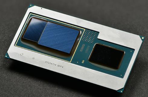 Intel Core + AMD Radeon