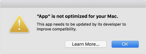 Apple будет предупреждать о миграции на 64-битную платформу