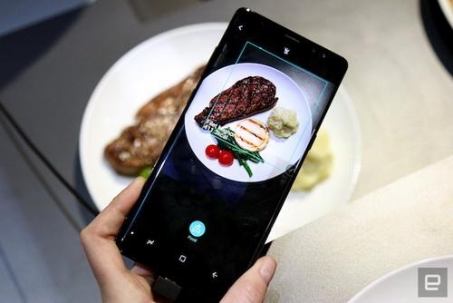 Samsung Bixby научится считать калории