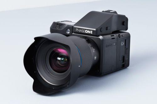 Phase One представила 151-мегапиксельную камеру