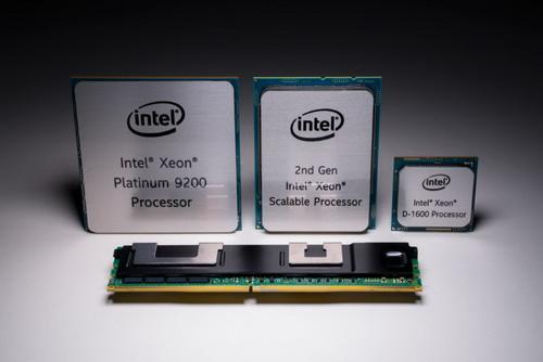 Intel представила 96-ядерный Xeon Platinum